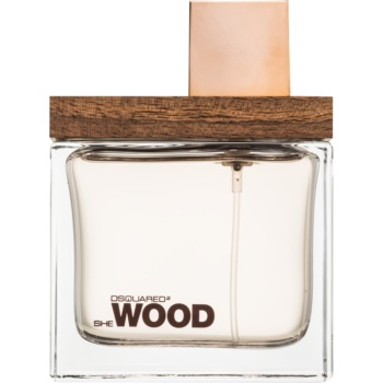 Dsquared2 She Wood eau de parfum pentru femei 50 ml