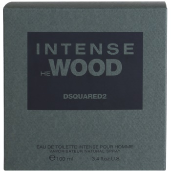 Dsquared2 He Wood Intense туалетна вода для чоловіків 4