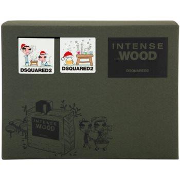Dsquared2 He Wood Intense подаръчен комплект 3