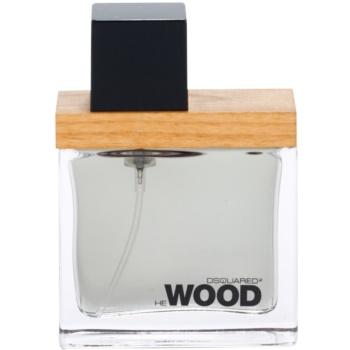 Dsquared2 He Wood Eau de Toilette pentru barbati 30 ml