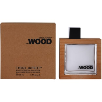 Dsquared2 He Wood After Shave Balm for Men