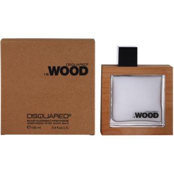 Dsquared2 He Wood bálsamo após barbear para homens