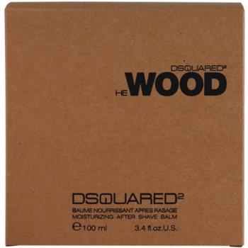 Dsquared2 He Wood After Shave Balm for Men 4