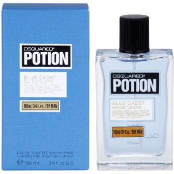 Dsquared2 Potion Blue Cadet toaletní voda pro muže