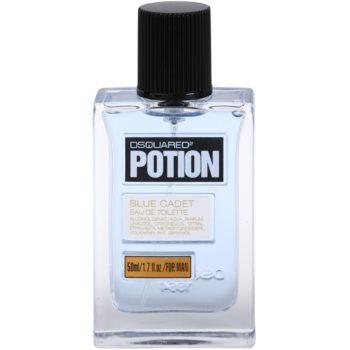 Fotografie Dsquared2 Potion Blue Cadet toaletní voda pro muže 50 ml