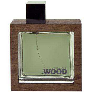 Fotografie Dsquared2 He Wood Rocky Mountain toaletní voda pro muže 100 ml