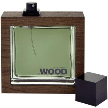Dsquared2 He Wood Rocky Mountain Eau de Toilette für Herren 3
