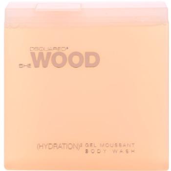 Dsquared2 She Wood gel de dus pentru femei 200 ml
