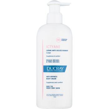 Ducray Ictyane crema de corp hidratanta pentru pielea uscata sau foarte uscata