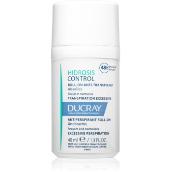 Ducray Hidrosis Control antiperspirant roll-on impotriva transpiratiei excesive