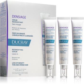 Ducray Densiage ser de păr fortifiant și regenerator