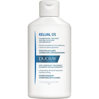 Fotografie Ducray Kelual DS šampon proti lupům 100 ml