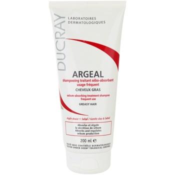 Fotografie Ducray Argeal šampon pro mastné vlasy 200 ml
