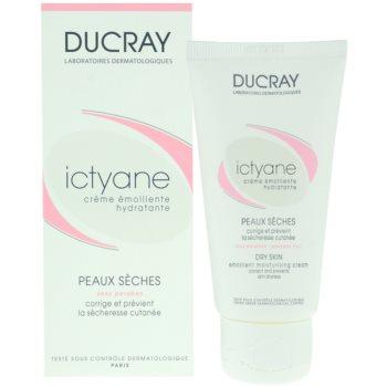 Ducray Ictyane хидратиращ  дневен крем за суха кожа 1