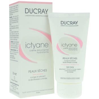 Ducray Ictyane хидратиращ  дневен крем за суха кожа 2