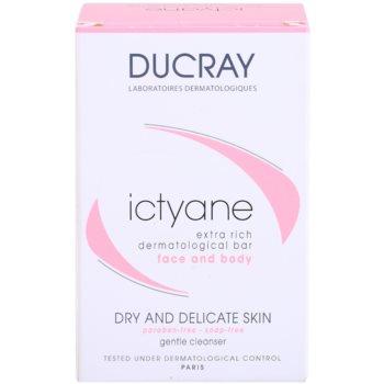 Ducray Ictyane sapun solid pentru piele uscata si sensibila 3