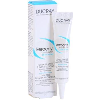 Ducray Keracnyl lokální péče proti nedokonalostem aknózní pleti 1