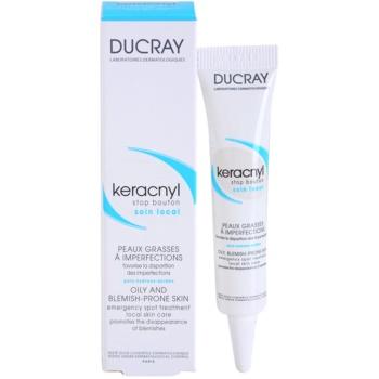 Ducray Keracnyl lokální péče proti nedokonalostem aknózní pleti 2