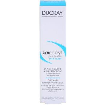 Ducray Keracnyl lokální péče proti nedokonalostem aknózní pleti 3