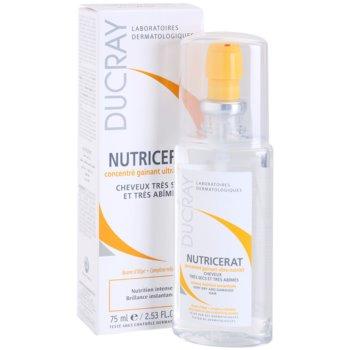 Ducray Nutricerat подхранващ серум за суха коса 2