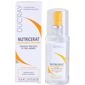 Ducray Nutricerat подхранващ серум за суха коса 3
