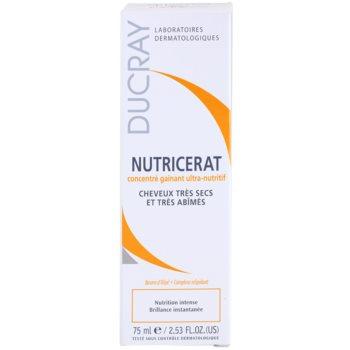 Ducray Nutricerat подхранващ серум за суха коса 4