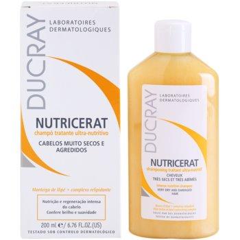 Ducray Nutricerat hranilni šampon za suhe lase 2