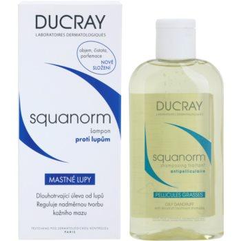 Ducray Squanorm šampon proti mastným lupům 1