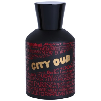 Dueto Parfums City Oud Eau de Parfum unisex 2
