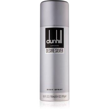 Dunhill Desire Silver spray pentru corp pentru barbati