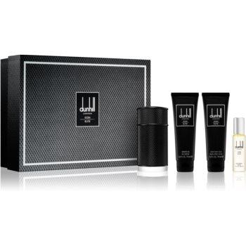 Dunhill Icon Elite parfémovaná voda 100 ml + parfémovaná voda 30 ml + sprchový gel 90 ml + balzám po holení 90 ml