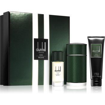 Dunhill Icon Racing parfémovaná voda 100 ml + parfémovaná voda 30 ml + sprchový gel 90 ml