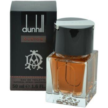 Dunhill Custom Eau de Toilette pentru barbati 50 ml