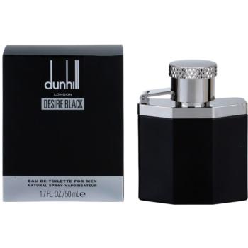 Dunhill Desire Black Eau de Toilette pentru barbati 50 ml
