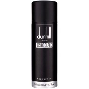 Dunhill Desire Black spray pentru corp pentru barbati 195 ml