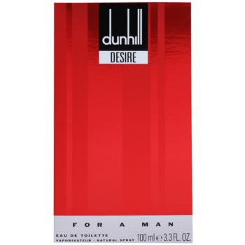 Dunhill Desire for Men Eau de Toilette para homens 4