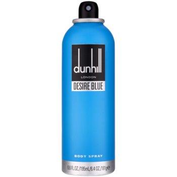 Dunhill Desire Blue Körperspray für Herren 1