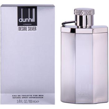 Dunhill Desire Silver Eau de Toilette pentru barbati 100 ml