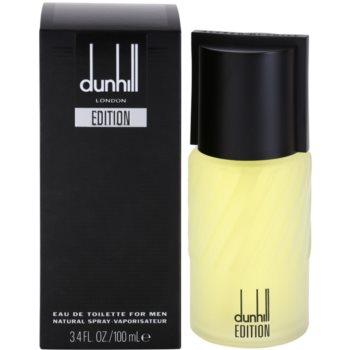 Dunhill Dunhill Edition eau de toilette pentru barbati