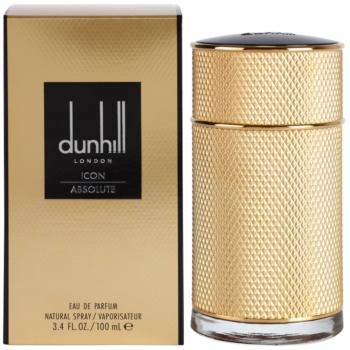 Dunhill Icon Absolute Eau De Parfum pentru barbati 100 ml