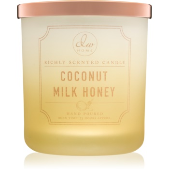 DW Home Coconut Milk Honey lumanari parfumate 255,71 g