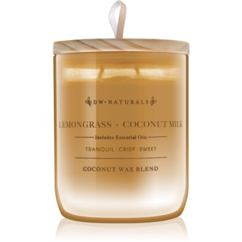 DW Home Lemongrass + Coconut Milk lumânare parfumatã imagine produs