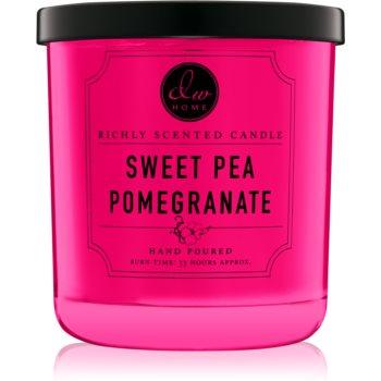 DW Home Sweet Pea Pomegranate lumanari parfumate 274,71 g