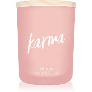 DW Home Karma lumanari parfumate 210,07 g
