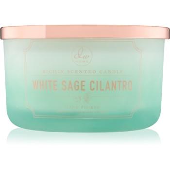 DW Home White Sage Cilantro lumanari parfumate 382,44 g
