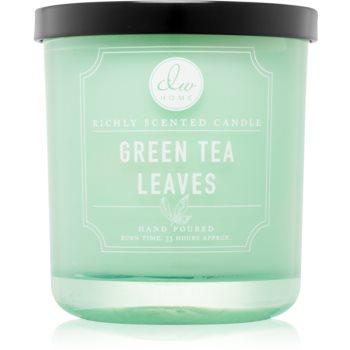 DW Home Green Tea Leaves lumanari parfumate 274,71 g