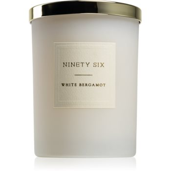DW Home White Bergamot lumânare parfumată