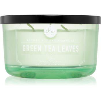 DW Home Green Tea Leaves lumanari parfumate 390,37 g