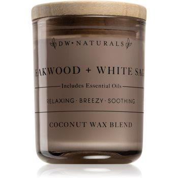 DW Home Teakwood + White Sage duftkerze 102,34 g