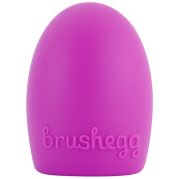 E style Brush Egg silikonowa tarka do czyszczenia pędzli 1